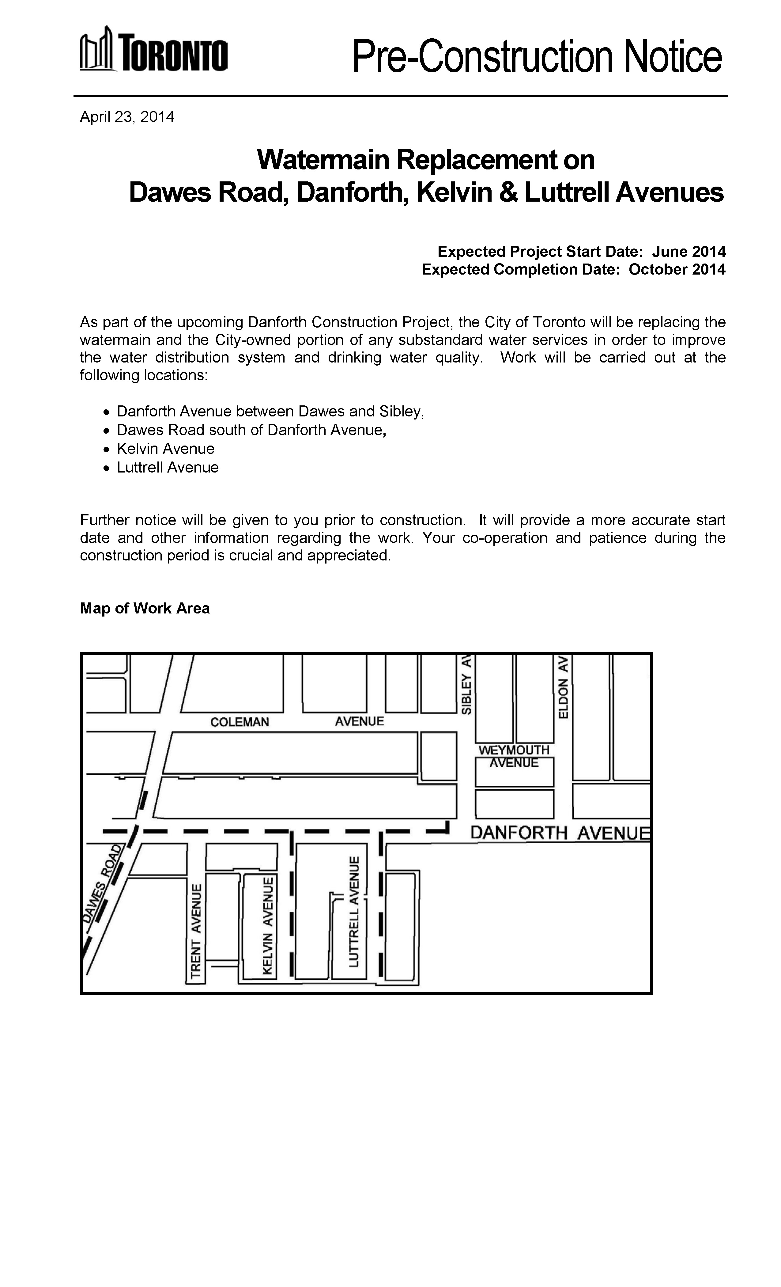 Pre-Construction Notice for Watermain Replacement_Page_1