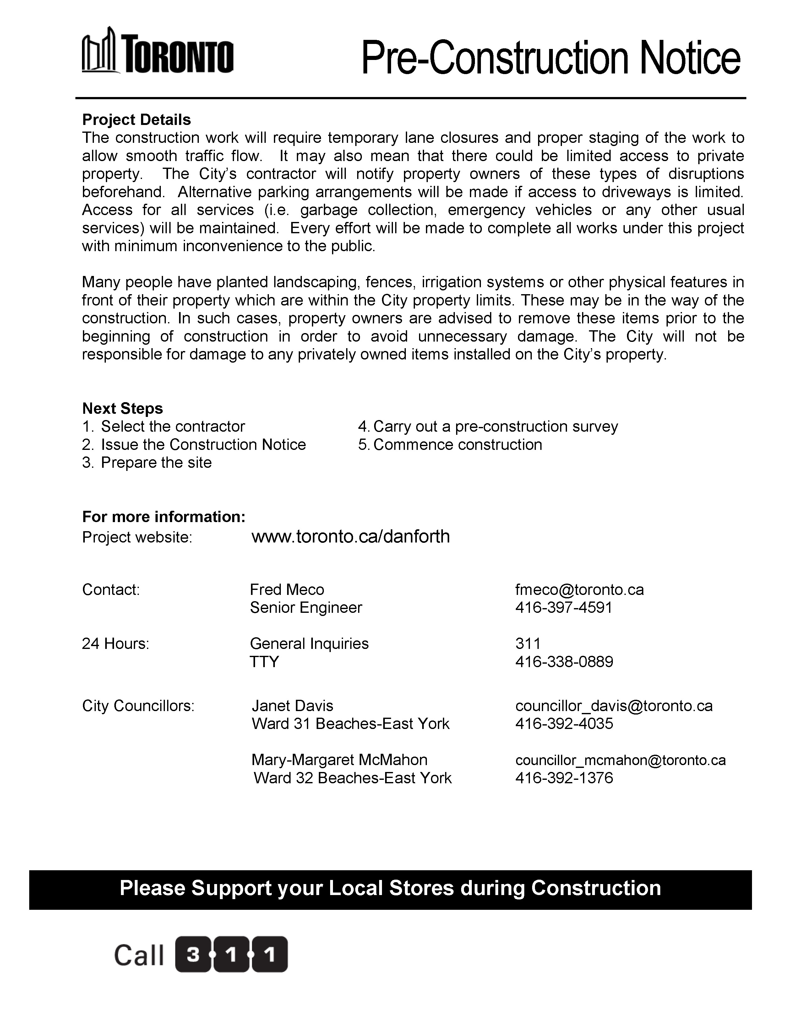 Pre-Construction Notice Woodbine Avenue to Dawes Road_Page_2