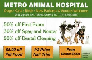 Metro Animal Hospital
